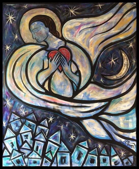 The Sacred Garden - Angel