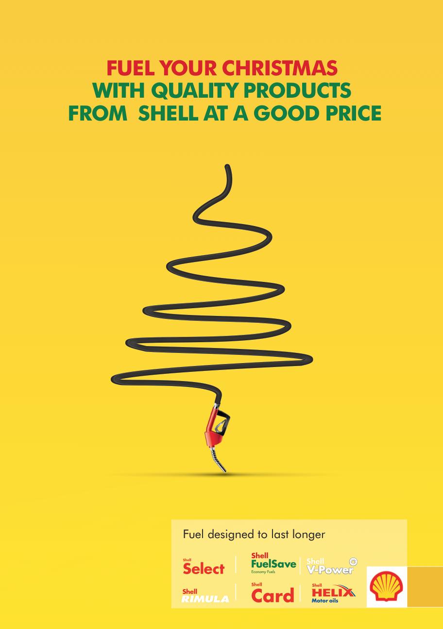 Shell Christmas