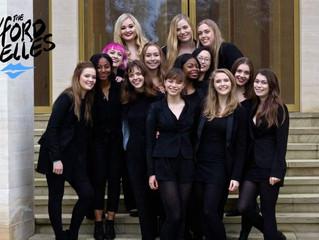 Oxford Belles Hilary Term 2018 Gig Announced!