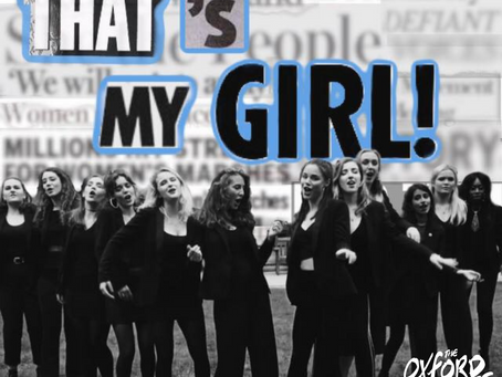 """That's My Girl"" by the Oxford Belles"