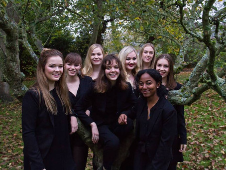Oxford Belles 2017-18 NEW Members announced