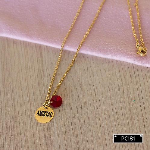PC181 Cadena de la Amistad