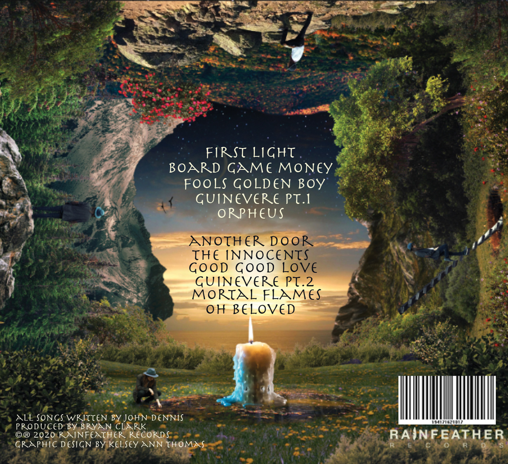Mortal Flames Back Cover