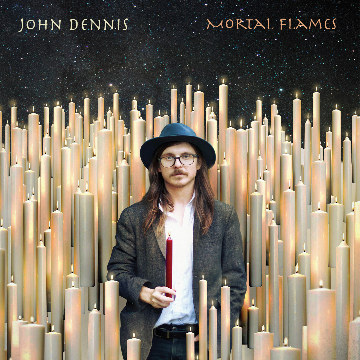 Mortal Flames Front Cover