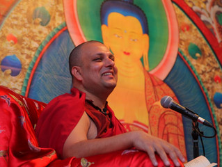 Running Toward Mystery: Advice on Contemplative Mysticism from the Life of Tenzin Priyadarshi