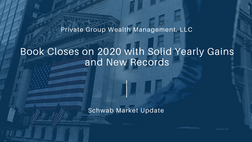 Book Closes on 2020 with Solid Yearly Gains and New Records