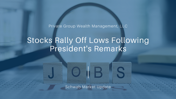 Labor Report Sparks Solid Rally in Stocks