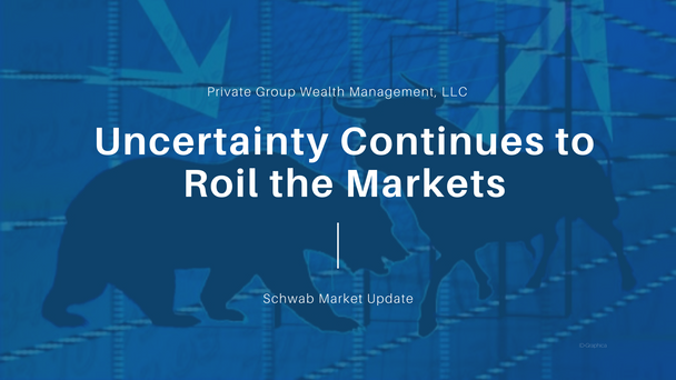 Uncertainty Continues to Roil the Markets