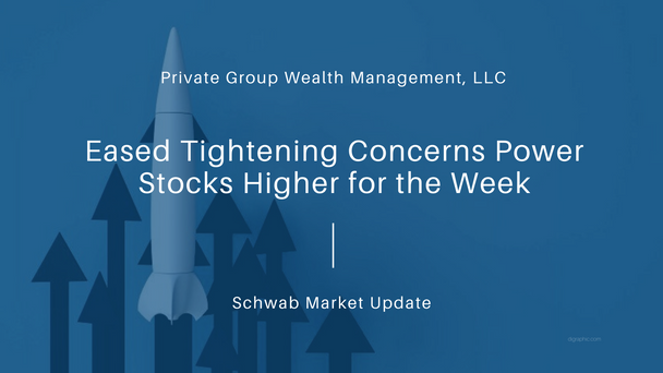 Eased Tightening Concerns Power Stocks Higher for the Week