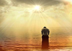 Der Heilige Geist ergiesst sich im Jetzt alles Seins in diese Welt