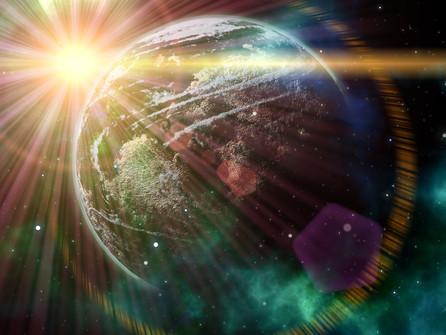 Erhöhte Kosmische Strahlung