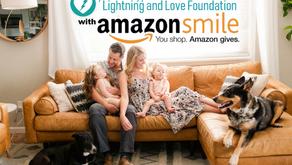Lightning and Love on AmazonSmile