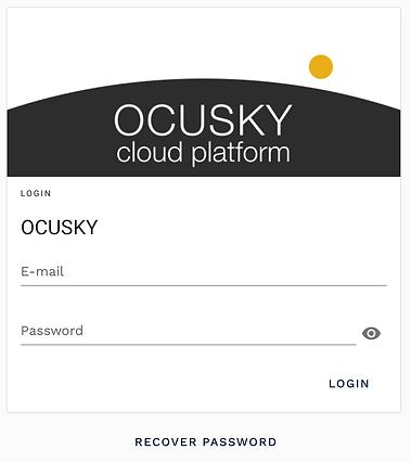 ocusky_login_page.png