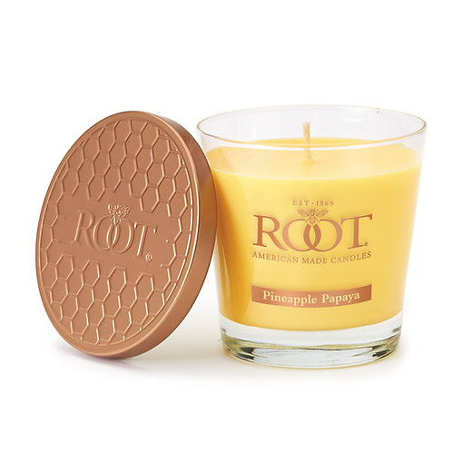 Pineapple Papaya - Root Candle