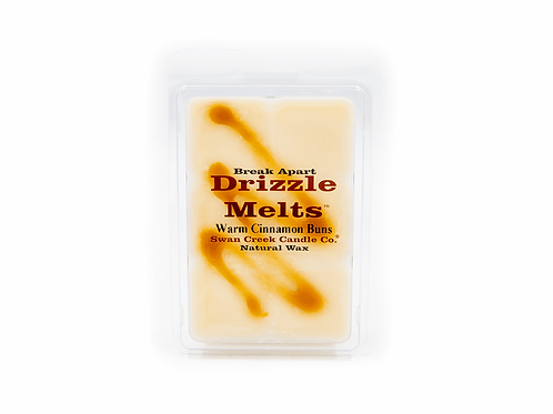 Warm Cinnamon Buns Wax Melt - Swan Creek