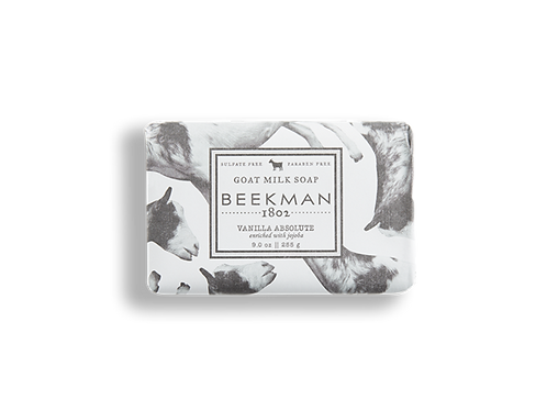 Vanilla Absolute Goat Milk Bar Soap - Beekman 1802
