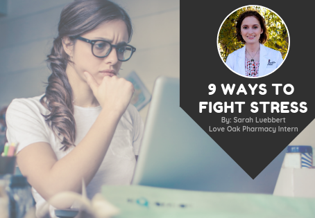 9 Ways to Fight Stress