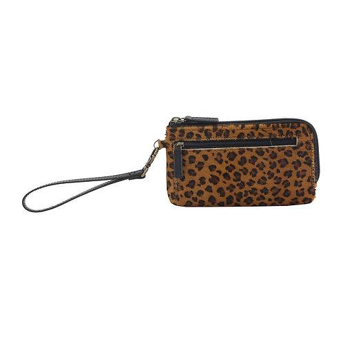Wild Dream Leather & Hairon Wallet - Myra Bag