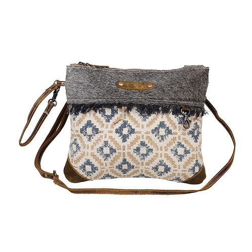 Pixels Small & Crossbody Bag - Myra Bag