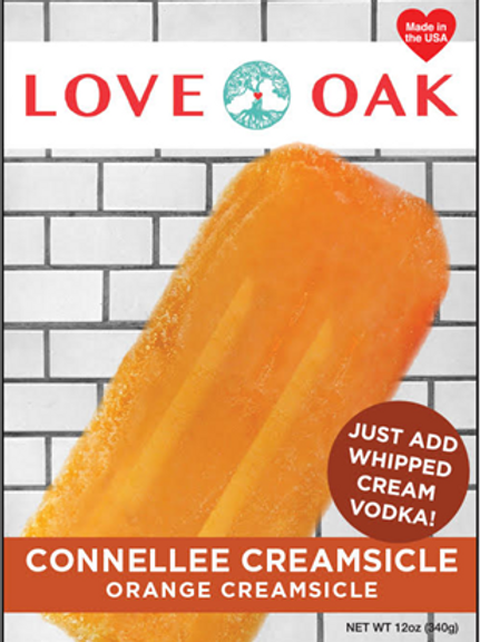 Connellee Creamsicle - Orange Creamsicle - Good Times Slushies