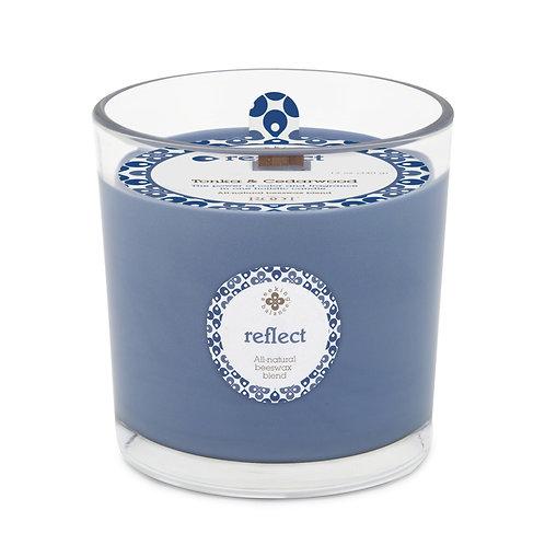 Reflect - Tonka & Cedarwood - Root Candle