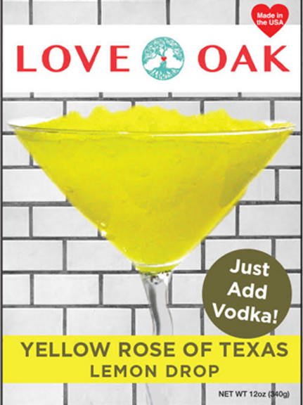 Yellow Rose of Texas - Lemon Drop - Good Times Slushies