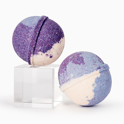 Amethyst Bath Bomb - Cait + Co