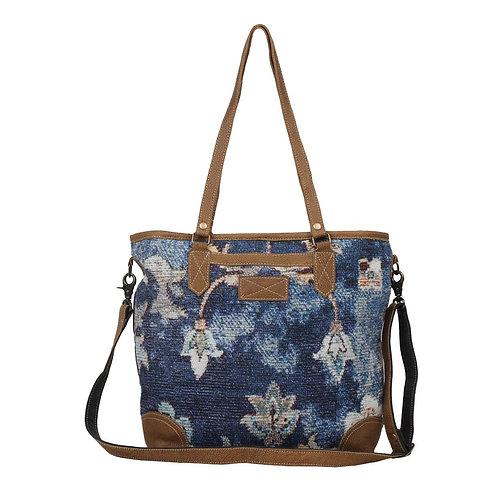 Convex Shoulder Bag - Myra Bag