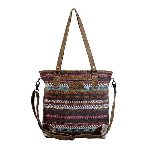 Braided Shoulder Bag - Myra Bag