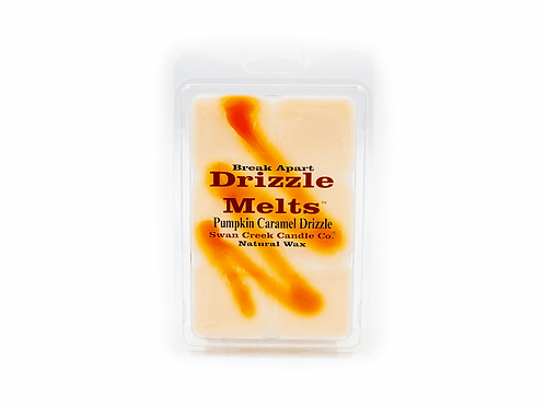 Pumpkin Caramel Drizzle Wax Melt - Swan Creek