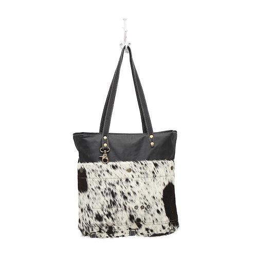 Black Shades Hairon Tote Bag - Myra Bag