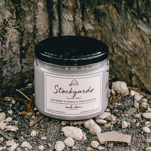 Stockyards - Rustic Charm Candle