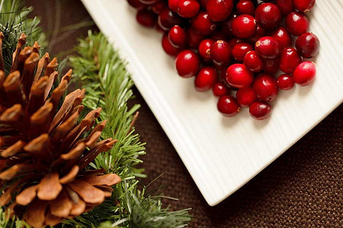 Cranberry Pine - Rustic Charm Candle