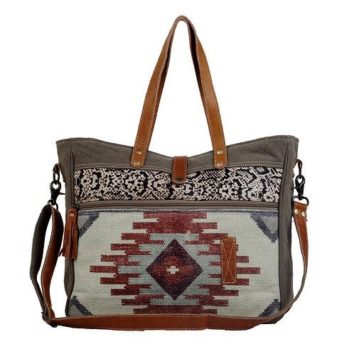 Amber Cool Messenger Bag - Myra Bag