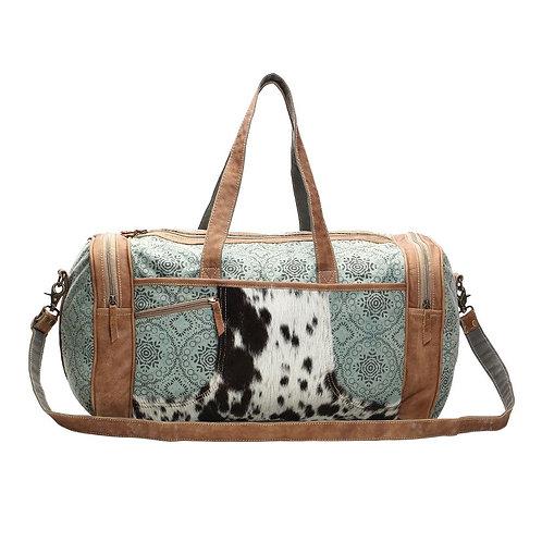 Floral Print Traveller Bag - Myra Bag