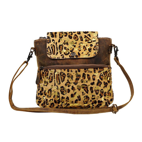 The Tamer Canvas & Hairon Bag - Myra Bag