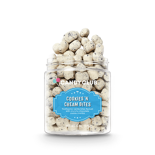 Cookies 'N Cream Bites - Candy Club