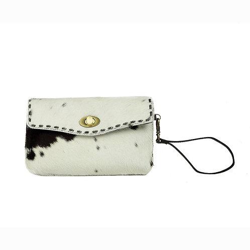 Black Hued Wallet - Myra Bag