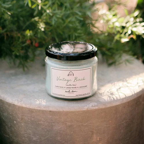 Vintage Birch - Rustic Charm Candle