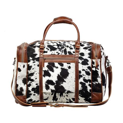 Grand Hair On Traveller Bag - Myra Bag