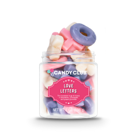 Love Letters 7oz- Candy Club