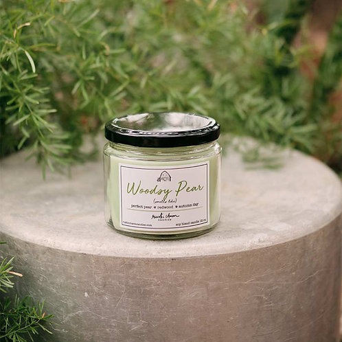 Woodsy Pear - Rustic Charm Candle