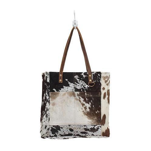 Hairon Front Pocket Tote Bag - Myra Bag