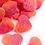 Thumbnail: Peach Hearts 7oz - Candy Club