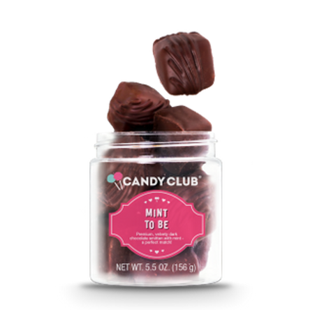 Mint To Be 5.5oz- Candy Club
