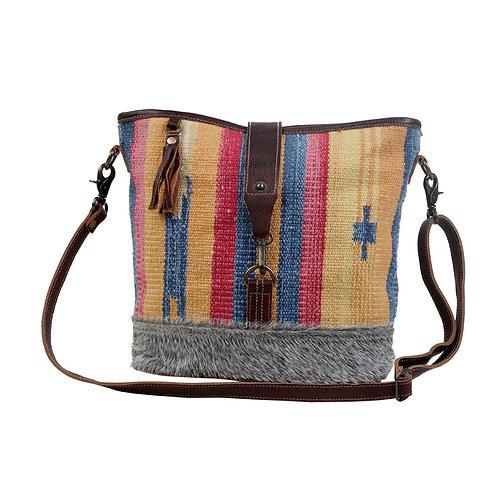 Yellow Shoulder Bag - Myra Bag