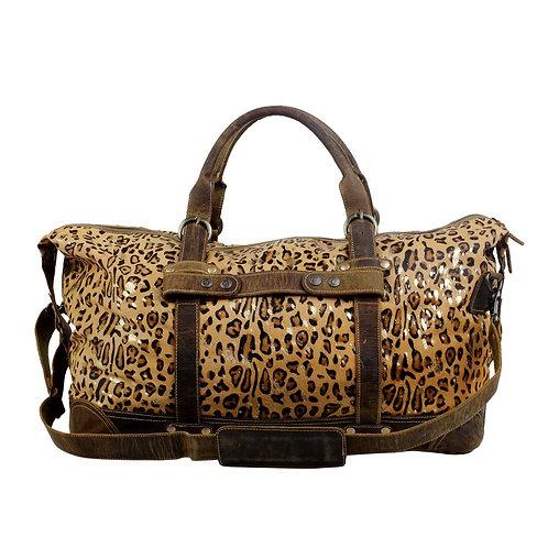 Vibrant Duffle Bag - Myra Bag
