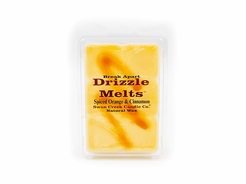 Spiced Orange & Cinnamon Wax Melt - Swan Creek