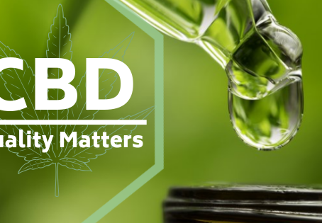CBD Products: Quality Matters