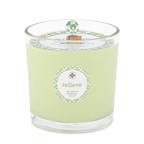 Relieve - Eucalyptus Menthol - Root Candle